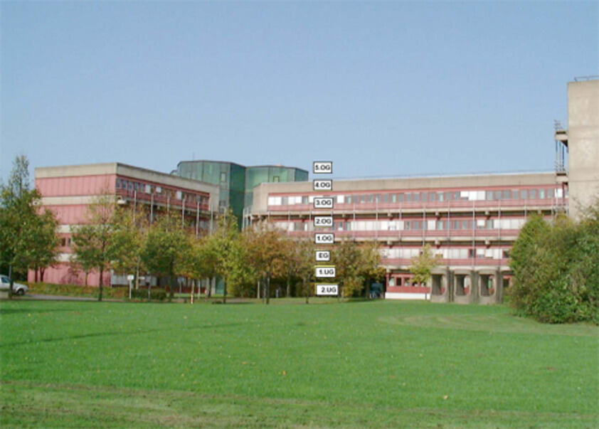 1. Joint Biology Building